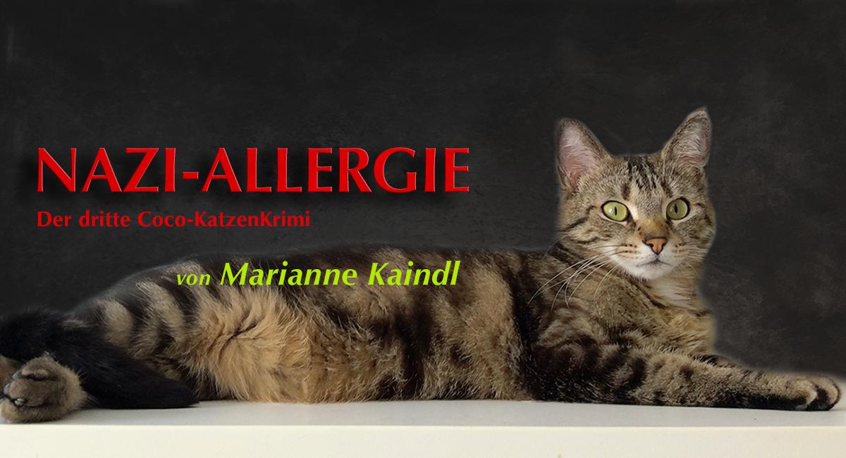 Autoren-Werkstatt: Nazi-Allergie. Der dritte Coco-KatzenKrimi
